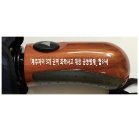 피에르가르뎅 2단 65 장우산 손잡이인쇄시안