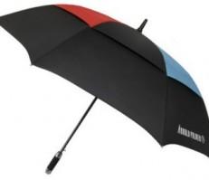 아놀드파마 방풍 자동 콤비장우산(빨.파)