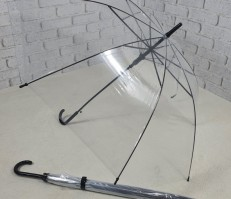 투명 장우산