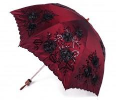 피에르가르뎅 크리즈 큰장미 양산